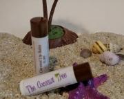 Coconut Flavored Lip Balm with Stieva