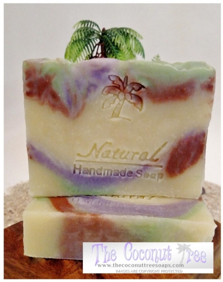Patchouli Essential Oil Soap 5oz Natural