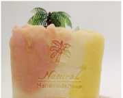 Gardenia Scented Soap 5oz Natural
