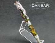 Handmade Pen, Dragon Ballpoint Twist Pen