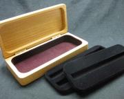Pen Box Wooden Gift Box Custom Engraving