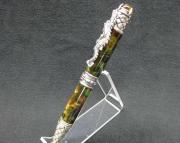 Handmade Pen, Dragon Ballpoint Twist Pen