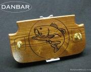 Key Hook, Handmade Wooden Key Rack