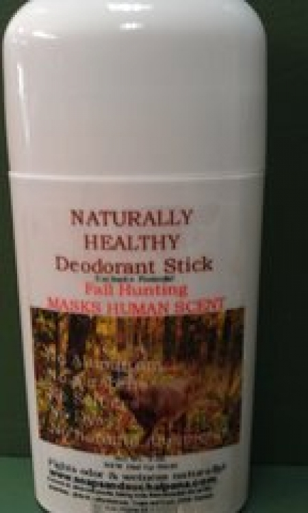 Michigan Hunter Aluminum Free Deodorant