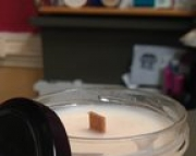 Coffee Candle - Natural Soy Wax and Wick
