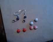Interchangeable Earrings
