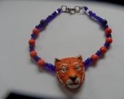 Detroit Tiger Bracelet