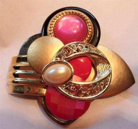 Rasberry Color Pin