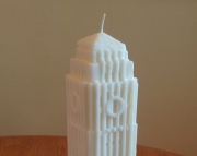 Bell Tower Candle