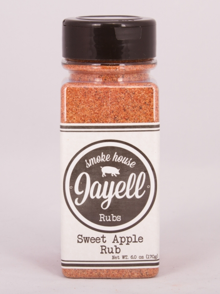 Jayell's Sweet Apple Rub