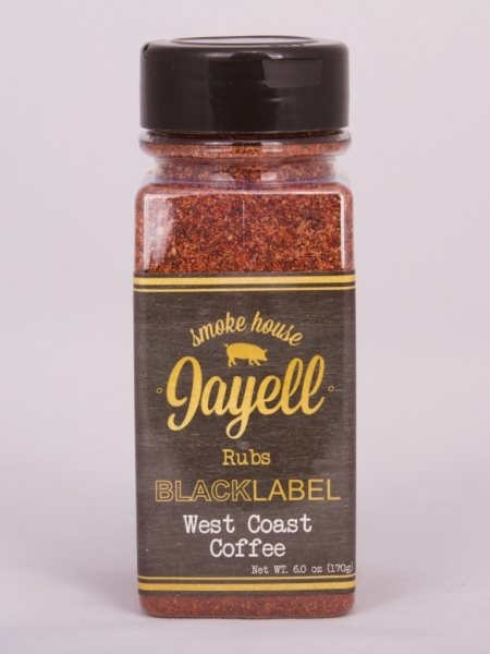 Jayell's West Coast Coffee Rub