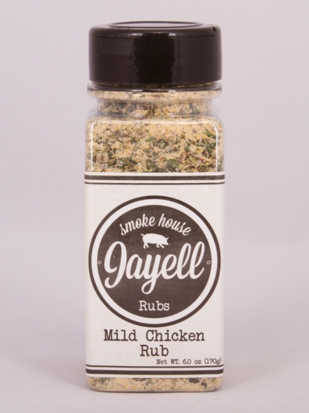 Jayell's Mild Chicken Rub