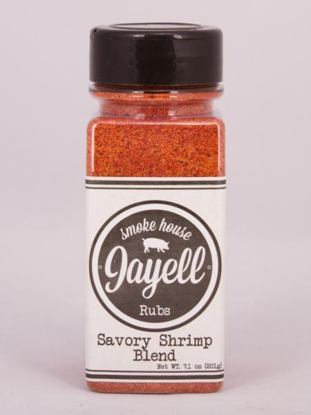 Jayell's Shrimp Rub