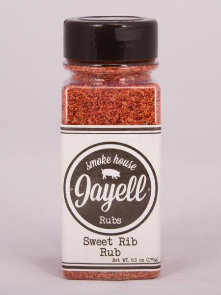 Jayell's Sweet Rib Rub