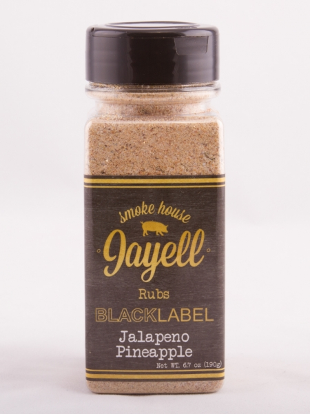 Jayell's Japapeno Pineapple Rub