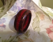 Layered wood bracelet 3