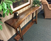 Sofa  Entry Way Table