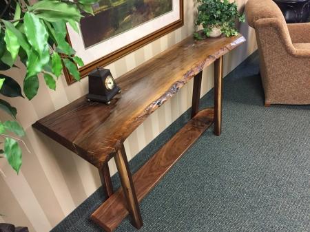 Sofa  Entry Way Table