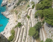 Capri walkway