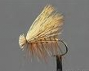 Elk Hair Caddis  Handmade Fishing Lure