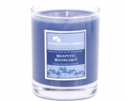 Manistee Moonlight - 3 oz votive in glass container
