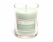 Green Meadow - 3 oz votive in glass container