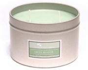Green Meadow - 16 oz silver tin