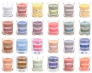 Holland Tulip Festival - 3 Oz Votive in Glass Container