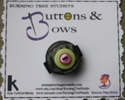 Ring, Pink, Light Green, and Dark Grey Buttons, Sizeable