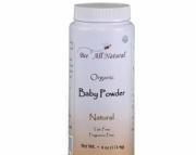 Organic Baby Powder (natural)