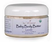 Organic Baby Body Butter (lavender)