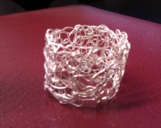 Crochet Wire Ring