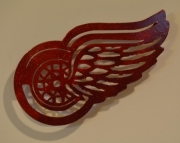 Detroit Red Wing Logo Wall Hang