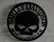 Harley Davidson Wall Hanging Art