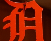 Detroit Tiger Key Chain